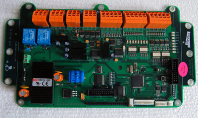 NXP LPC1768 ARM Cortex-M3 Board